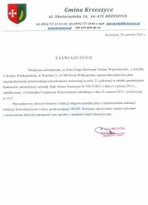 Urząd Gminy Krzeszyce